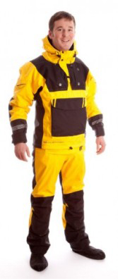 Typhoon Drysuit ps220 extreme surface drysuit